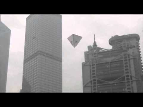 impressionante!! ufo sopra hong kong