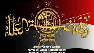 Lagu Syubbanul Wathon
