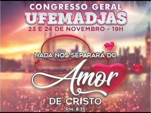 Congresso UFEMADJAS - 24/11/2018