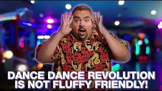 Throwback Thursday: Dance Dance Revolution Is Not Fluffy Friendly   Gabriel Iglesias