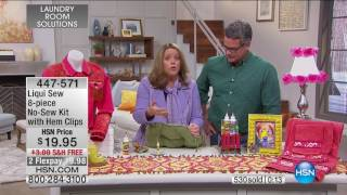 HSN | Laundry Room Solutions 01.19.2017 - 09 AM