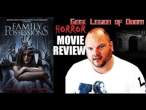 FAMILY POSSESSIONS ( 2016 Felissa Rose )  Haunted House Horror Movie Review
