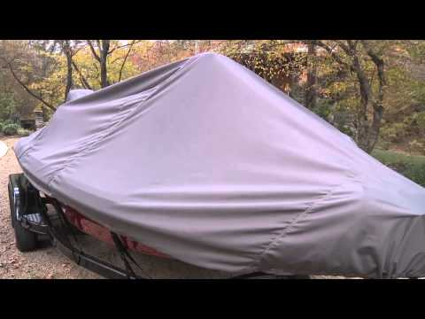 CoverQuest Boat Cover Fit Options