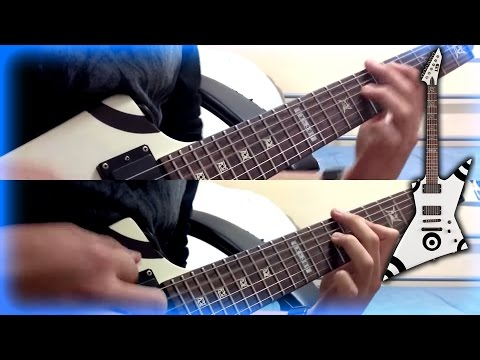 Guns N' Roses - Welcome To The Jungle - Full Guitar Cover - Full HD 1080p