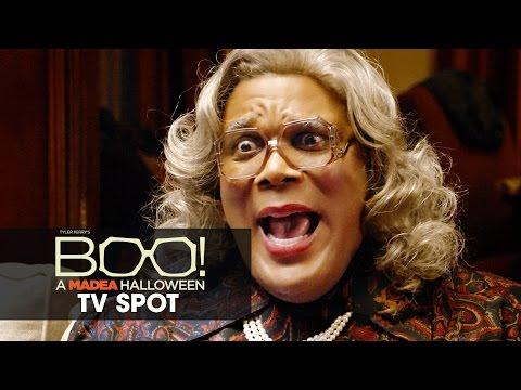 Boo! A Madea Halloween (TV Spot 'Paranormal')