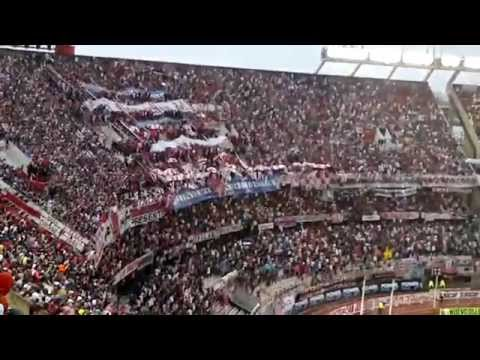 Video - QUIERO QUE LLEGUE EL DOMINGO - River Plate vs Boca Jrs - Torneo de Transición 2014 - Los Borrachos del Tablón - River Plate - Argentina