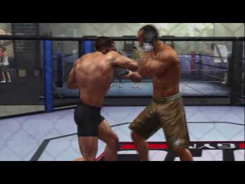 First look at the new addition Online Camps In UFC 2010 Video Game