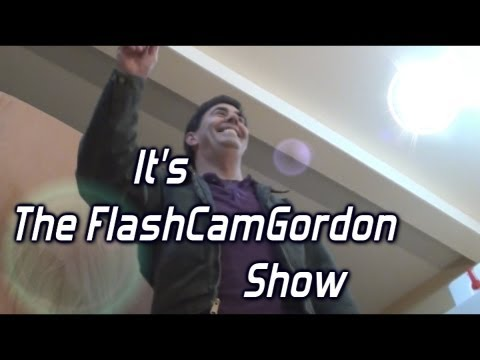 The FlashCamGordon Show