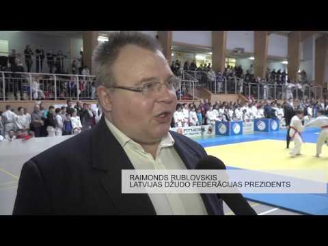 Inčukalnā aizvadīts Latvijas čempionāts džudo U-14 un U-16