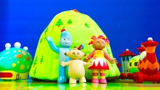 Soft FOREST HOUSE and IN THE NIGHT GARDEN Toys!