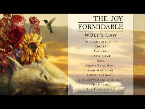 The Joy Formidable - Cholla [Official Audio from Wolf's Law]