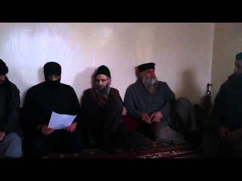 حركة  المثنى  تتبنى مبادرة لوقف الاقتتال بين  النصرة  وشهداء اليرموك