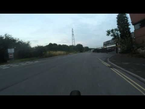 woodlinkin to heanor time lapse