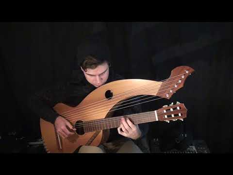 , title : 'First Noel - Harp Guitar Cover - Jamie Dupuis'