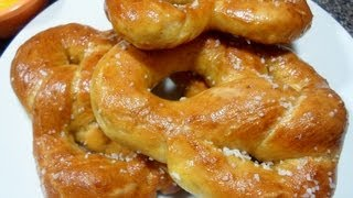 How to make Soft Pretzels - Easy Cooking!