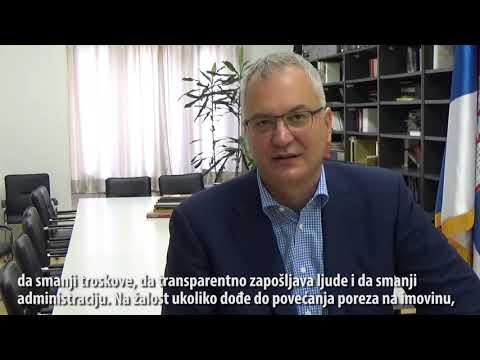 Драган Шутановац: ДС против новог повећања пореза на имовину