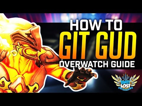 How to Get BETTER at Overwatch - Think PRO, Play PRO! [Overwatch Guide] (видео)