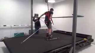 Cross Country Ski Treadmill