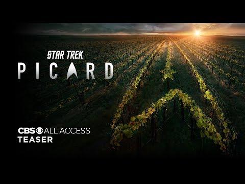 Video - Αγροτική ζωή για τον Sir Patrick Stewart στο πρώτο trailer του Star Trek: Picard (trailer)