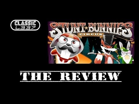 Stunt Bunnies Circus IOS