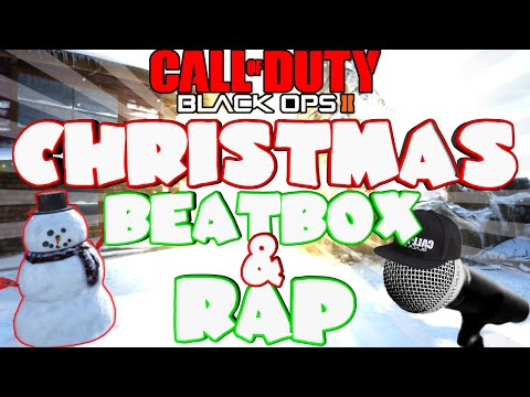 BEATBOXING & RAPPING ON CALL OF DUTY - CHRISTMAS EDITION