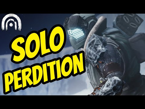 EASILY SOLO Perdition Legendary Lost Sector on ANY CLASS in Destiny 2 Season of the Chosen