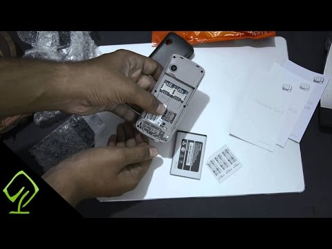 Quick unboxing and review of Micromax Joy X1850