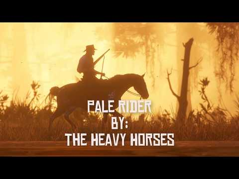 The Heavy Horses - Pale Rider (Lyric Video)