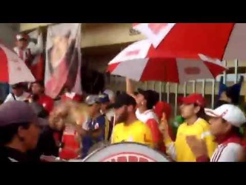 Yo no se lo que e tomado LGARS - La Guardia Albi Roja Sur - Independiente Santa Fe