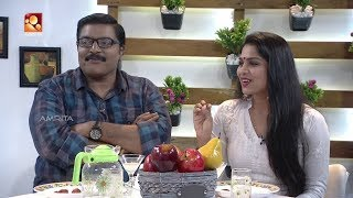 Video Annie's Kitchen | Chicken 65 | ചിക്കൻ 65 | G S Pradeep & Swasika MP3, 3GP, MP4, WEBM, AVI, FLV Februari 2019