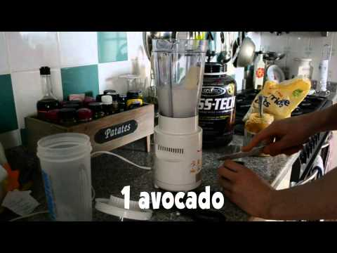 Can't gain weight problem solved | 1500 calorie shake !!