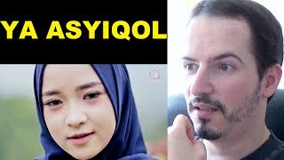 Video YA ASYIQOL - Sabyan Cover Song-Video REACTION + REVIEW MP3, 3GP, MP4, WEBM, AVI, FLV Oktober 2018