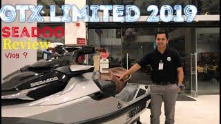7. GTX Limited Seadoo 2019 | 300 Horsepower | Review | Ramadan Kareem