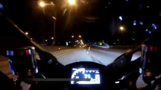 10. Ducati 1199 Panigale R vs Suzuki Gixxer 1K: SMACKDOWN!!!