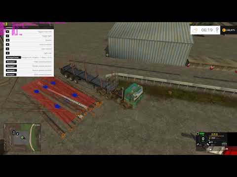 Fliegl Timber Runner Wide With Autoload v1.1