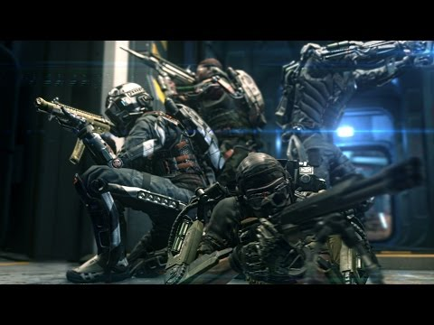 Call of Duty Advanced Warfare en vidéo