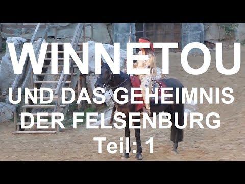 Karl May Spiele Bad Segeberg 2018: Winnetou und das Geheimnis der Felsenburg