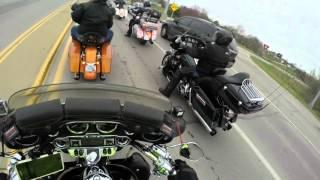 Sedalia (MO) United States  City new picture : Scootin America 3 24 16 to Yeagers Harley Davidson Sedalia Mo