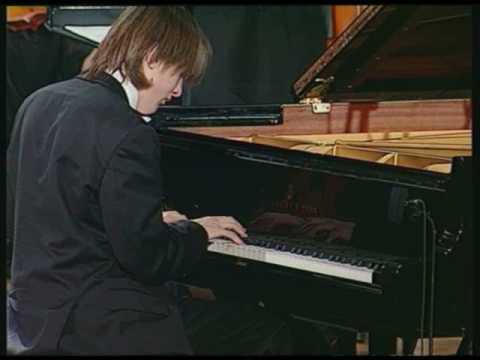 Daniil Trifonov: Prokofiev 3, 1st mov - San Marino Piano Competition 2008