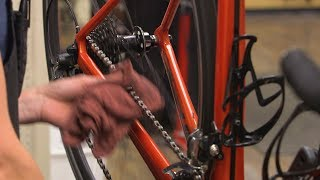 Close to Home - Advice from a Master Bike Mechanic