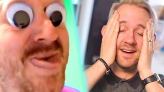 Video Try Not To Laugh Challenge! MP3, 3GP, MP4, WEBM, AVI, FLV September 2018