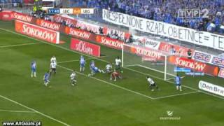 Video Lech Poznań vs Legia Warszawa 16.04.2011 - skrot MP3, 3GP, MP4, WEBM, AVI, FLV Oktober 2018