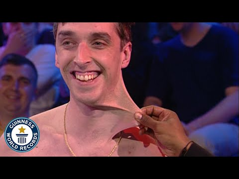 Stretchiest Skin – Dehnbarste Haut der Welt! – Guinness World Record