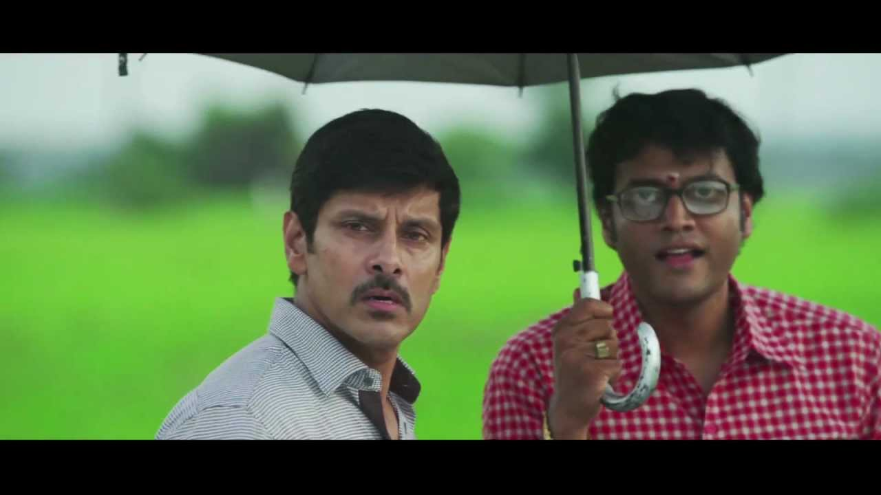 Anicham Poovazhagi song from Thaandavam