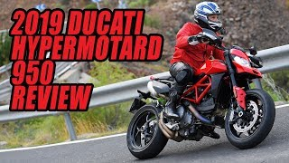 1. 2019 Ducati Hypermotard 950 and Hypermotard 950 SP Review