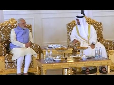 Video PM Modi on 2-day visit to UAE, to discuss terror, trade with top leaders download in MP3, 3GP, MP4, WEBM, AVI, FLV January 2017