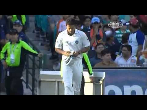 Download Michael Clarke 3-wicket Matchwinning over vs India 2nd Test 07-08 HD Mp4 3GP Video and MP3