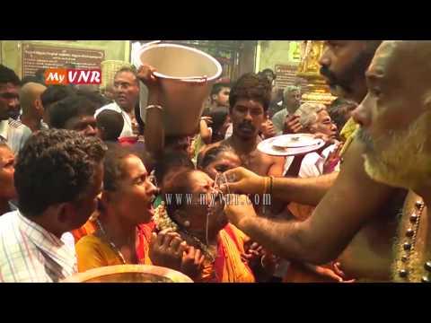 பங்குனி பொங்கல் 2014 - அக்னிச்சட்டி வீடியோ பகுதி - 1