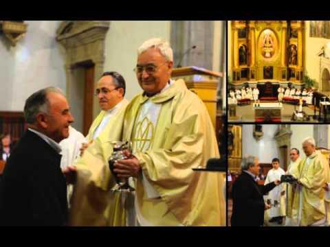 Vídeo homenaje a don Saturio Lapeña. / I. Grijalbo