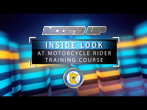Inside Look at MMSC's Basic Riders